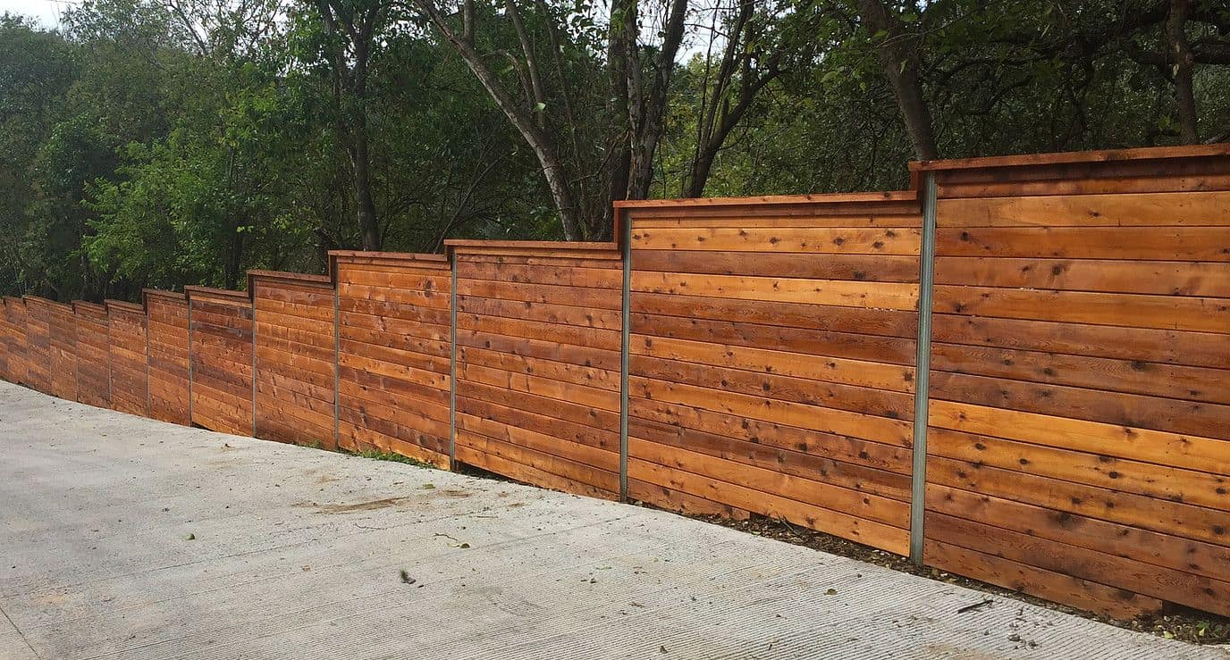 Building a Fence on Uneven Ground – 2 Ways Step-by-Step Guide