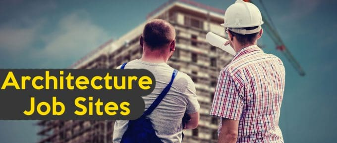 Places To Find Architect Jobs Online in USA